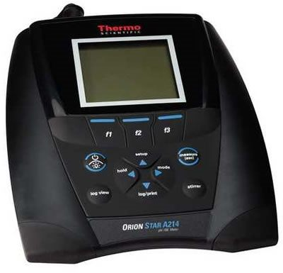 Thermo Orion* Star A214 pH/ISE Benchtop Meters from Thermo Fisher Scientific