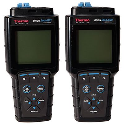 Thermo Orion* Star A223 & A323 RDO/Dissolved Oxygen Portable Meters from Thermo Fisher Scientific