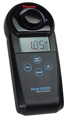 Thermo Orion* AQ3070 Chlorine Meters from Thermo Fisher Scientific