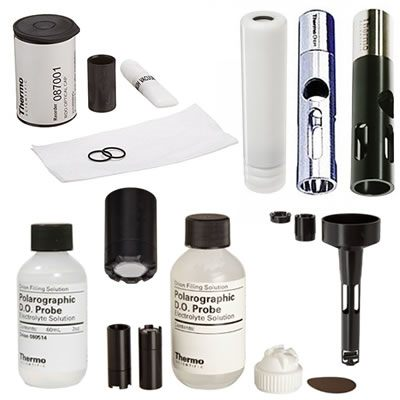 Thermo Orion* Polarographic Dissolved Oxygen Solutions & Accessories from Thermo Fisher Scientific
