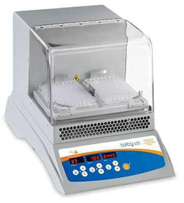 Talboys Professional 1000IC-3 Incubating / Cooling Orbital Shakers from Troemner, LLC.