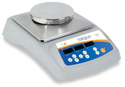 Talboys Professional Stainless Steel Round Top Stirring Hot Plates from Troemner, LLC.