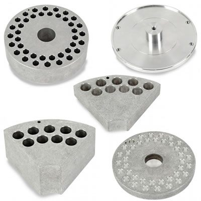 Talboys Round Top Stirring Hot Plate Accessories from Troemner, LLC.