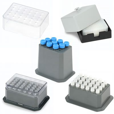Talboys Cooling / Thermal Shake Touch Modular Block Accessories from Troemner, LLC.