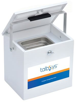Talboys Cryogenic Homogenizing Cooling Systems from Troemner, LLC.