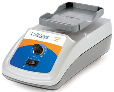 Talboys Standard Analog Microplate Vortex Mixers from Troemner, LLC.