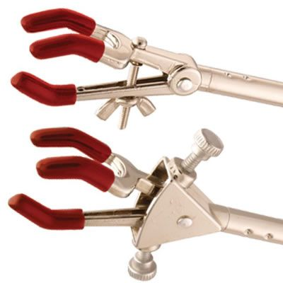 Talboys Multi-Purpose 3-Prong Clamps from Troemner, LLC.