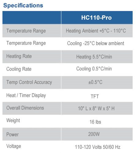 SCILOGEX HC110-Pro Digital Thermal Dry Baths from Scilogex, LLC.