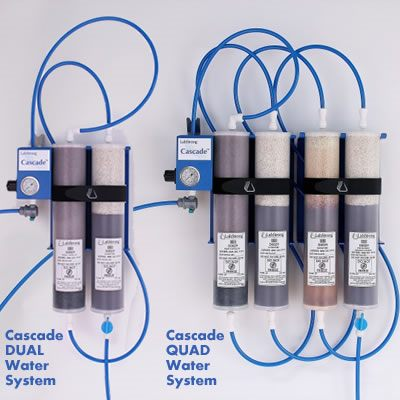 LabStrong Cascade Water Purification Systems from LabStrong Corp
