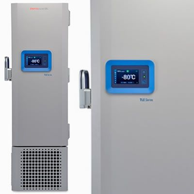 Thermo Scientific TLE Series Ultra-Low Upright Freezers from Thermo Fisher Scientific